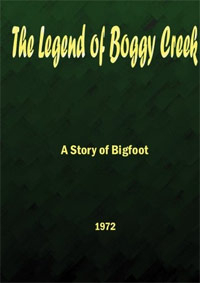 Legend of Boggy Creek by Amazon