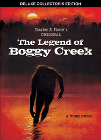 The Legend of Boggy Creek Movie Releases The Legend Is True Boggy Creek