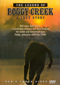 Legend of Boggy Creek by Hen's Tooth Video