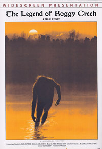 Legend of Boggy Creek by Underground Empire