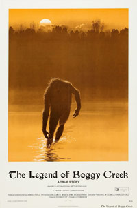 Legend of Boggy Creek One-Sheet Poster